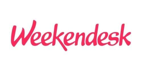 Weekendesk Black Friday